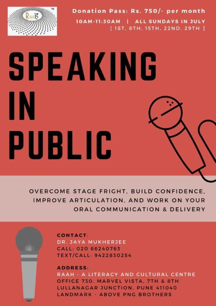Speaking-in-Public