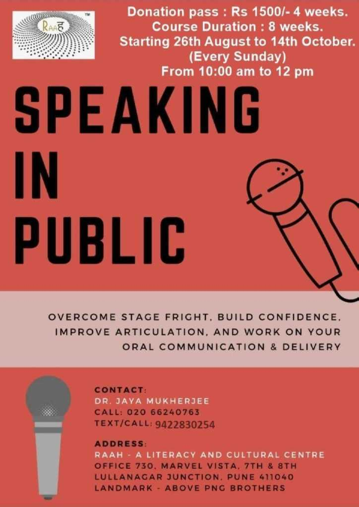 Speaking-in-Public