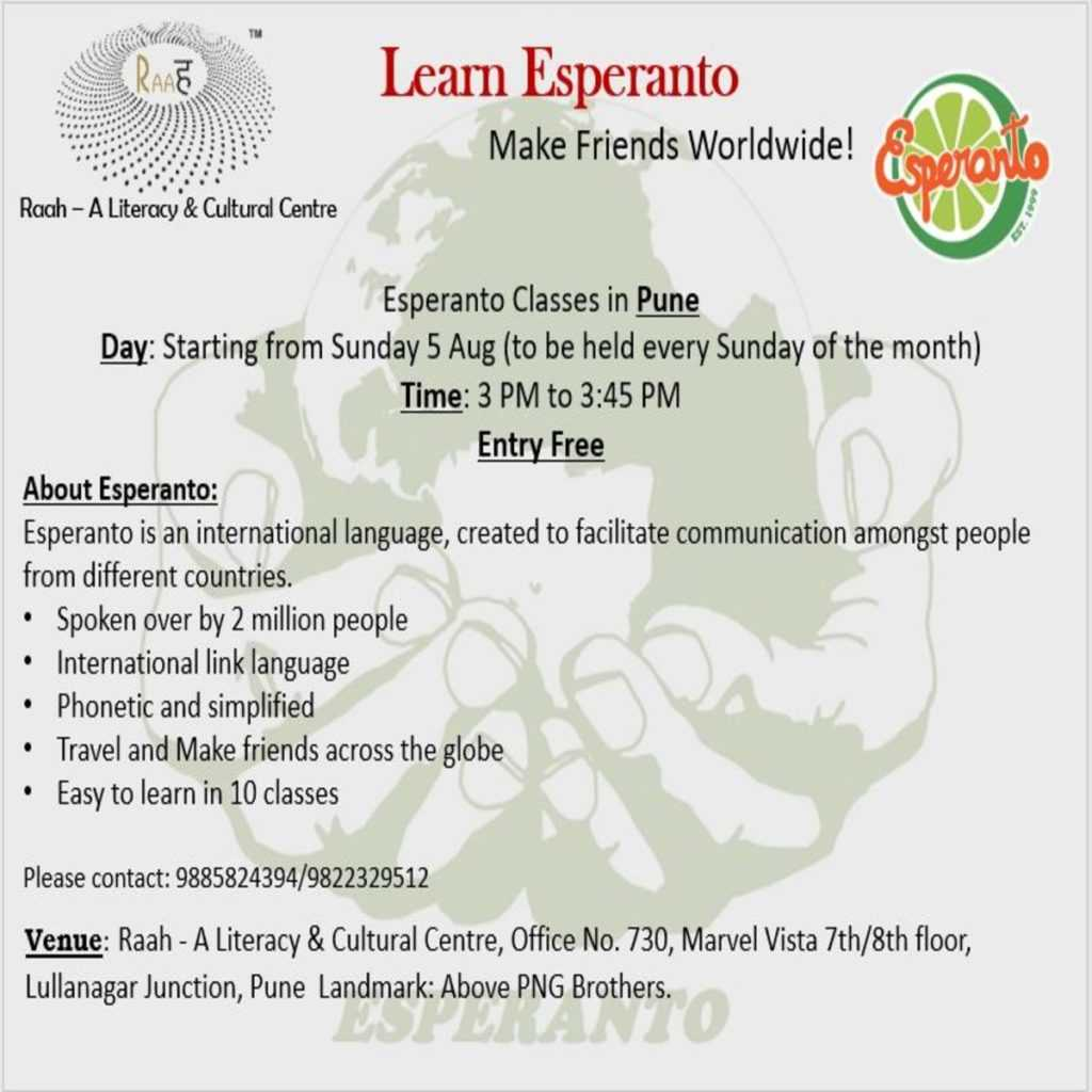 esperanto-classes