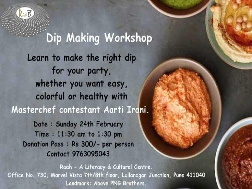 Dip-Making-Workshop