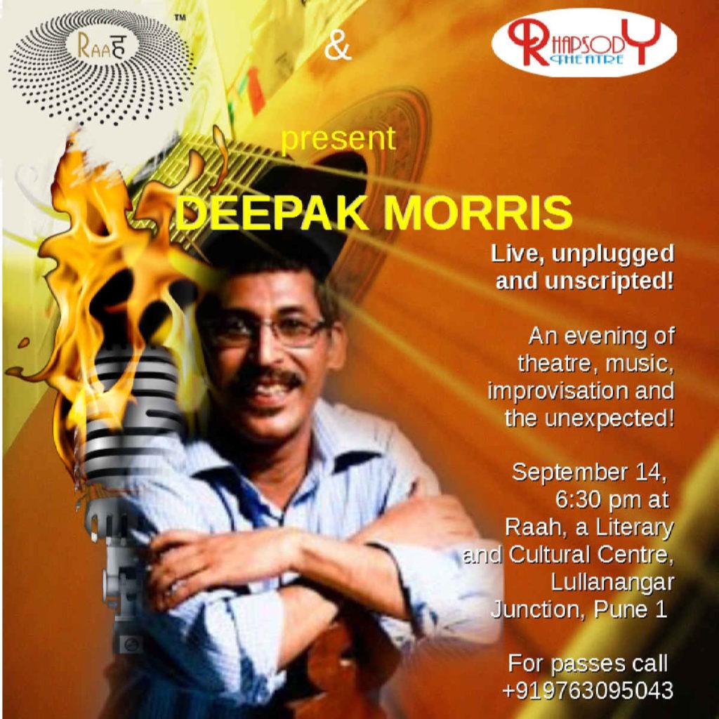 Deepak-Morries
