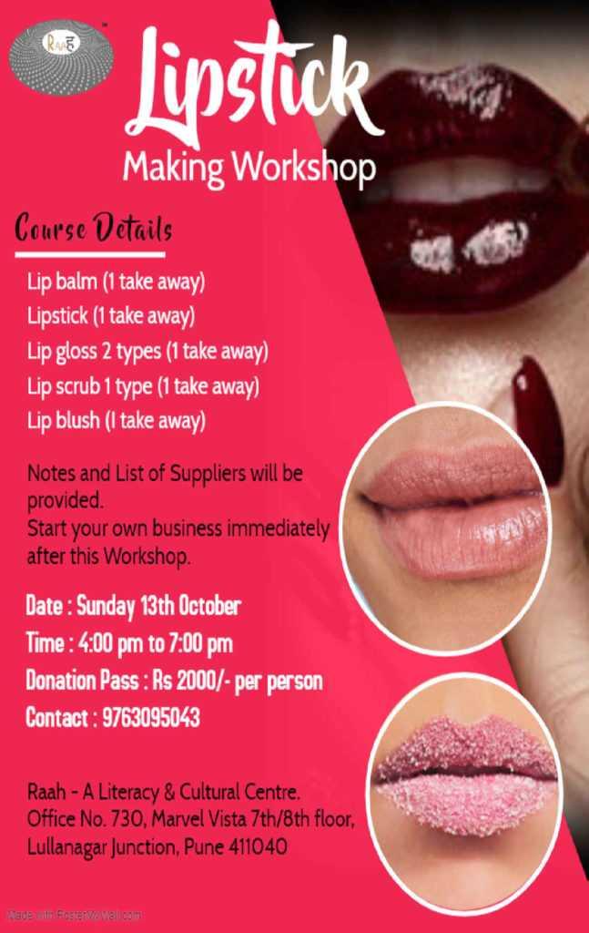 Lipstic-Making